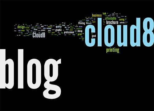 Blog Cloud 8